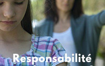 Responsabilité ou obéissance ?