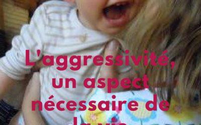 L'agressivité – un aspect nécessaire de la vie familiale